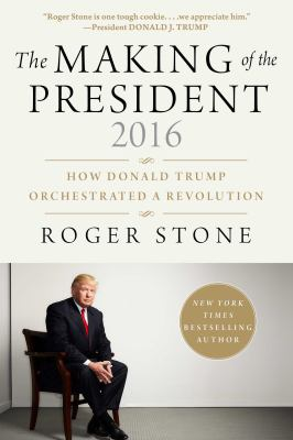 Cover image for The Making of the President 2016