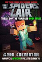 Into The Spider's Lair (Minecraft Gamer's Adventure)