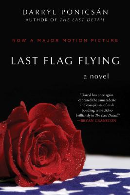 Last Flag Flying book jacket