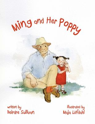Ming and Her Poppy book jacket