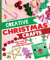 Creative Christmas Crafts