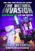 WITHER INVASION / WITHER WAR BOOK THREE