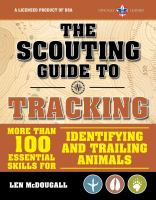 The Scouting Guide to Tracking