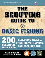 The Scouting Guide to Basic Fishing