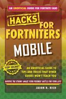 Fortnite Battle Royale Hacks for Mobile