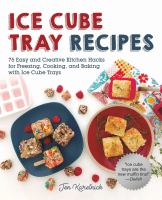 Ice Cube Tray Recipes