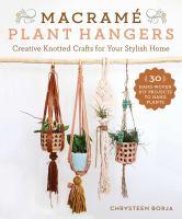 Macramâe Plant Hangers