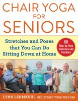 Cover of Chair Yoga for Seniors