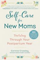 Self-care for New Moms