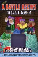 A battle begins : an unofficial Minecrafters graphic novel for fans of the aquatic update