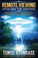 Remote Viewing : UFOS and the Visitors