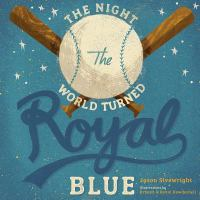 The Night the World Turned Royal Blue