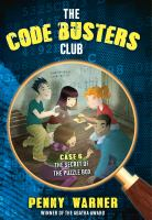 The Secret of the Puzzle Box: The Code Busters Club