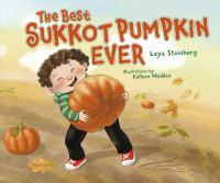 The Best Sukkot Pumpkin Ever