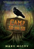 Cover of Camp So-and-So
