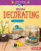 Mini Decorating