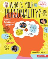 What's your Personality?
