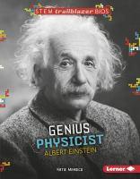 Genius Physicist Albert Einstein
