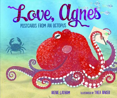 Love, Agnes:  Postcards from an Octopus(book-cover)