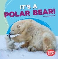 It's A Polar Bear!