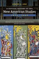 A Critical History of the New American Studies, 1970-1990