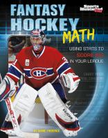 Fantasy Hockey Math