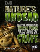 Nature's Undead
