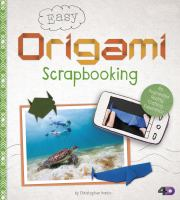 Easy Origami Scrapbooking