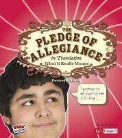 The Pledge of Allegiance in Translation