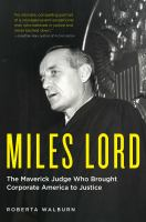 Miles Lord