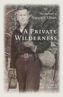 A Private Wilderness