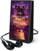 The Library of Light and Shadow (Playaway)