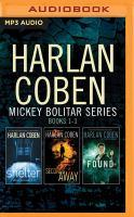 Mickey Bolitar Series