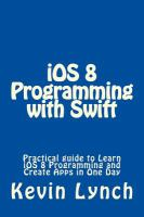 IOS 8 Programming With Swift