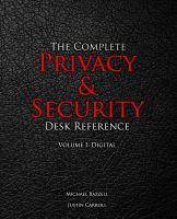 Image: The Complete Privacy & Security Desk Reference