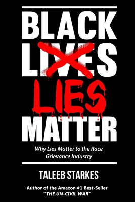 Cover image for Black Lies Matter