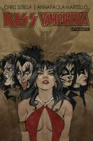 Kiss, Vampirella