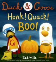 Honk! Quack! Boo!