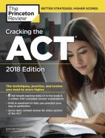 Cracking the ACT®