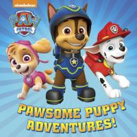 Paw-some Puppy Adventures