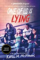 One of us is lying [electronic resource (ebook from OverDrive)]