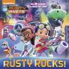 Rusty rocks!