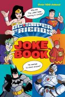 DC Super Friends Joke Book