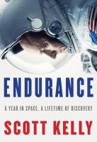Cover of Endurance: A Year in Space