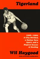 Cover of Tigerland: 1968-1969, a Ci