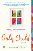 Image: Only Child