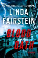 Blood Oath : A Novel.