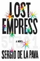 Lost empress : a novel