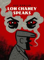 LON CHANEY SPEAKS