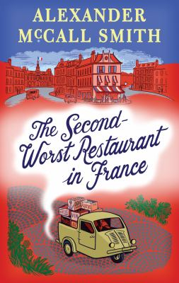 The Second-Worst Restaurant in France(book-cover)